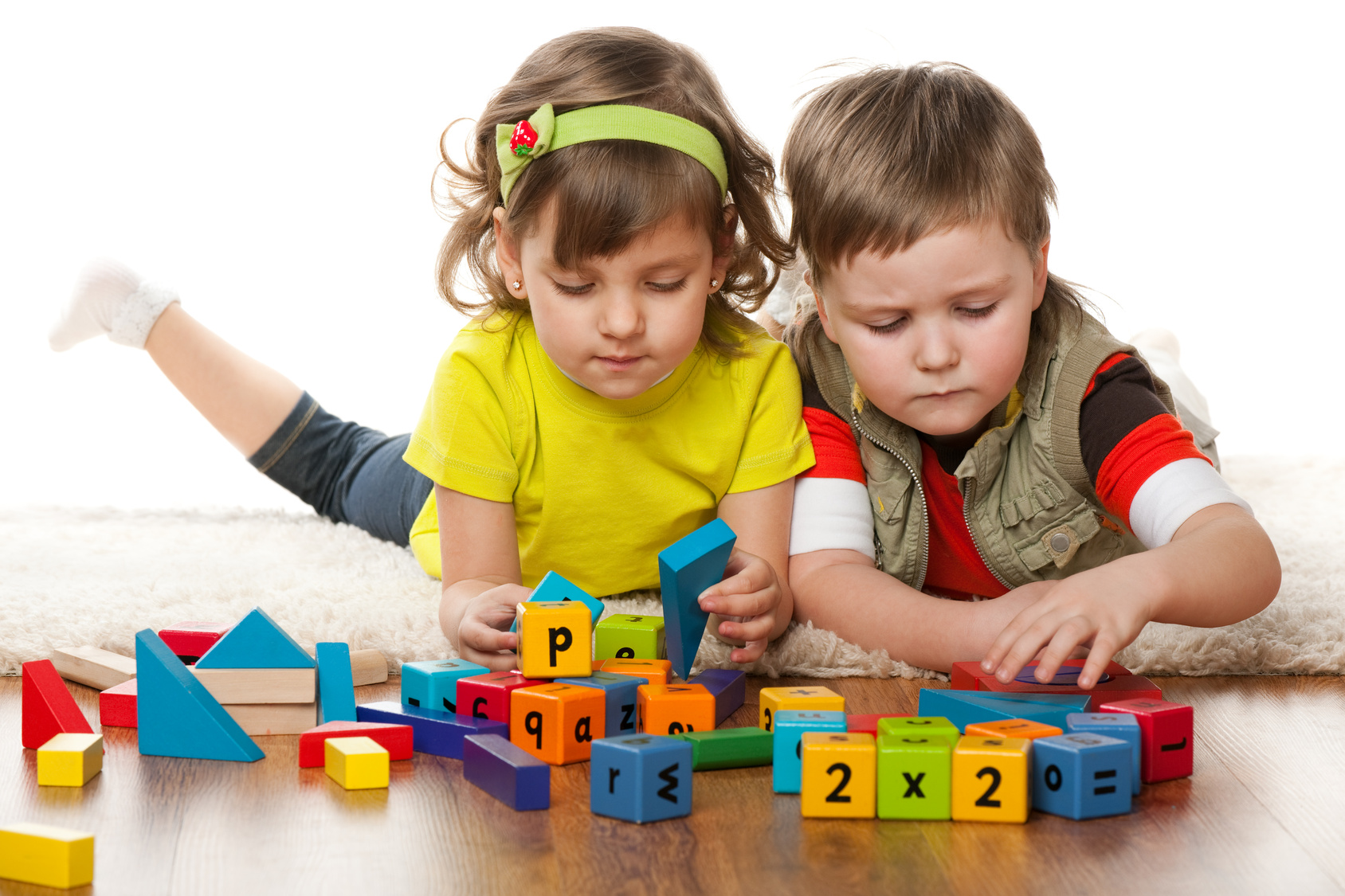 How can I get my child excited about math?