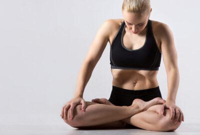 Exercise Uddiyana bandha and its effect on the body